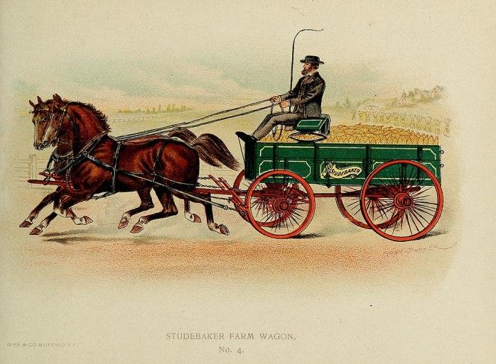 Studebaker Farm Wagon