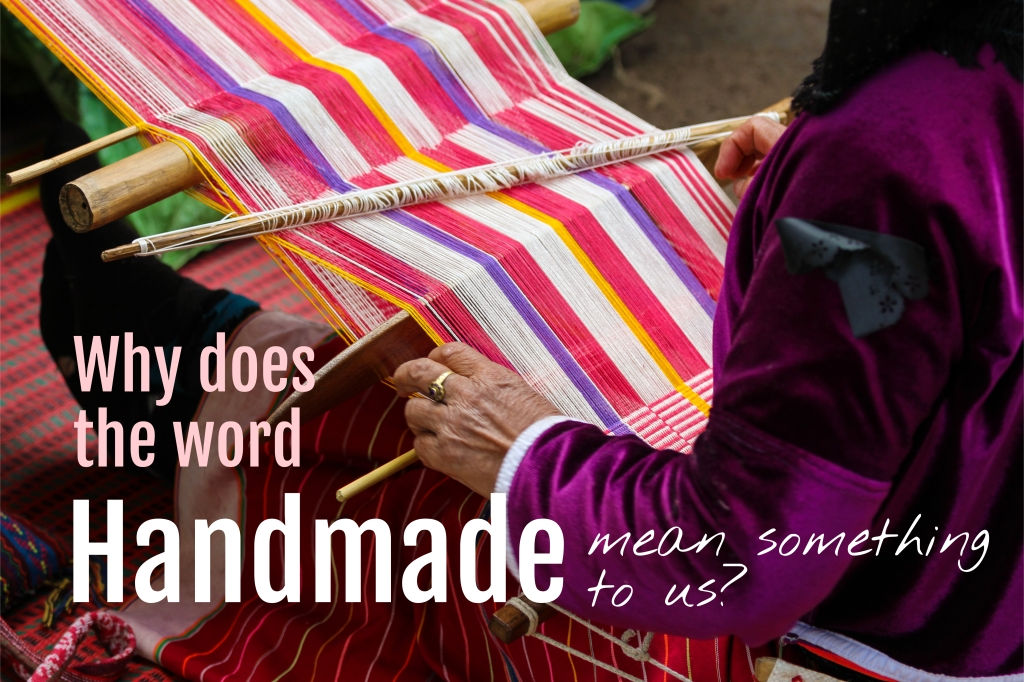 Peruvian hand weaving