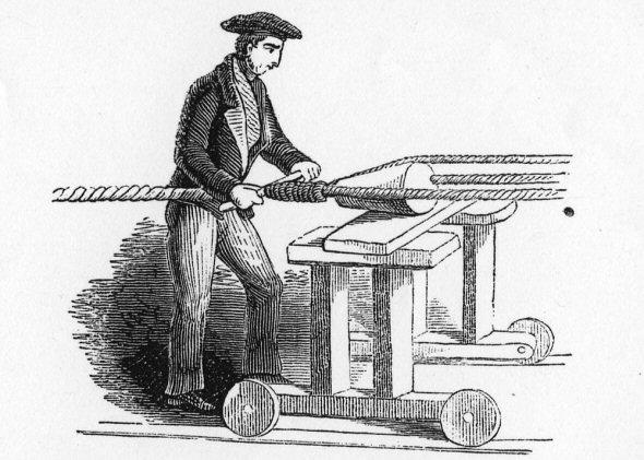 Rope Making 1